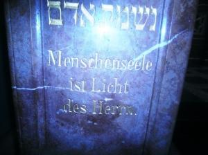 Menschenseele ist Licht des Herrn