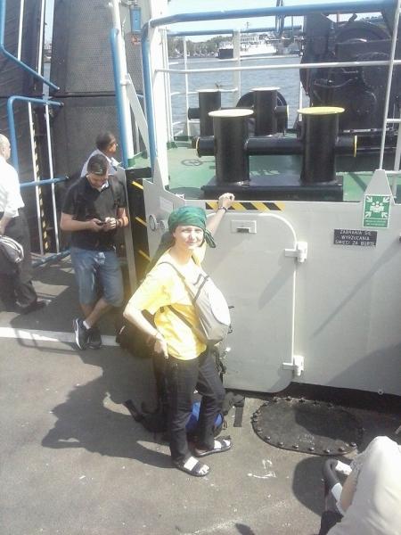 Swinoujscie ferry