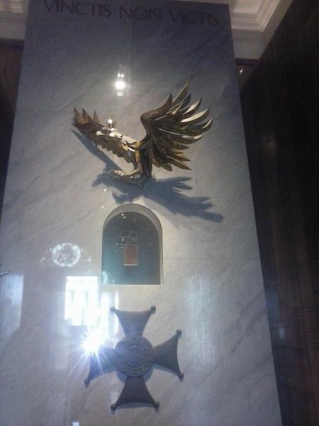 Warsaw eagle