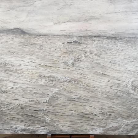 Painting by Yang Jinsong