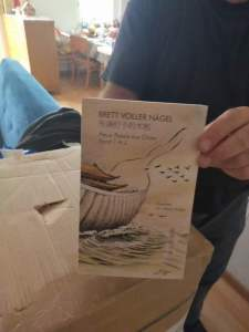 BRETT VOLLER NÄGEL 布满钉子的木板 NPC-Anthologie 新世纪诗典 Band 1: A–J