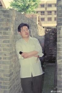 Yi Sha 1993, photo by Jiang Tao